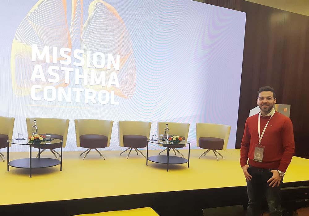 Dott. Francesco Papia al Mission Asthma Control Firenze 2020