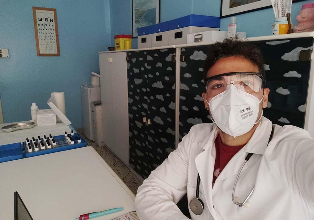 Dott. Francesco Papia Allergologo e Immunologo a Palermo